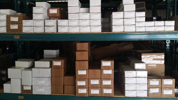 Fastener Vendor Managed Inventory - Bolt & Screw VMI   Bayou